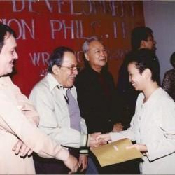 """Caduceus"" the novel became ""Sa Likod ng Puting Uniporme"" the screenplay"