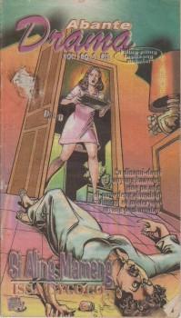 Si Aling Mameng Abante Komiks cover