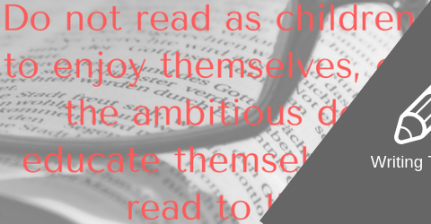 quote on reading