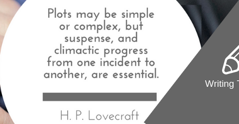 quote on plot and suspense