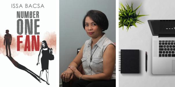 Filipino freelance writer and author Issa Bacsa