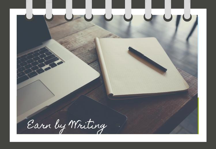earn by writing
