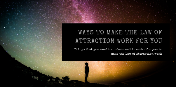 law of attraction and the universe